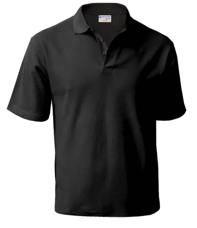 Рубашка поло мужская Redfort 210, черная