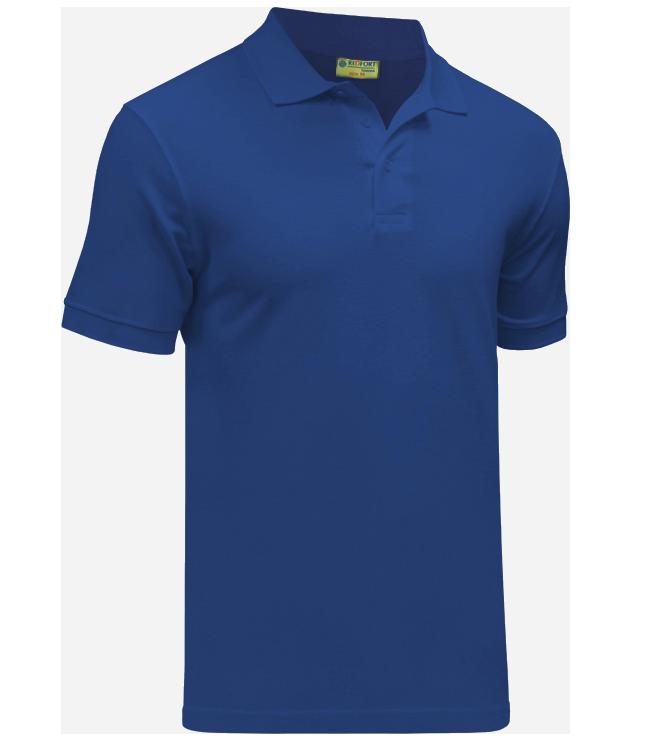 Рубашка поло мужская Redfort Seawave 190, красная