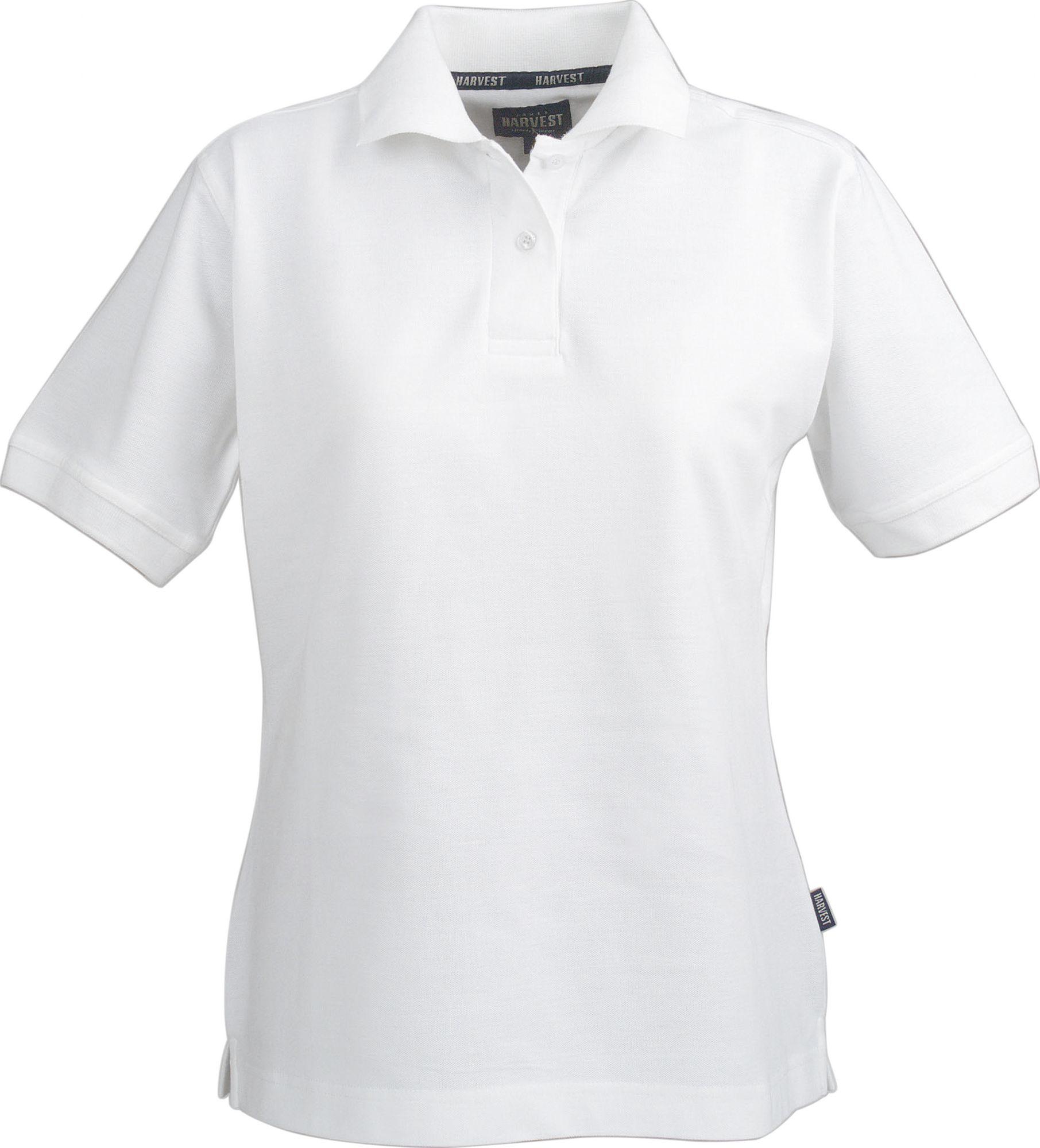 Рубашка поло женская SEMORA, белая