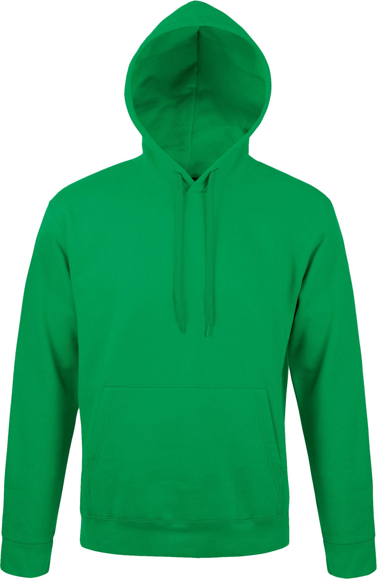 Толстовка с капюшоном Snake 280, ярко-зеленая