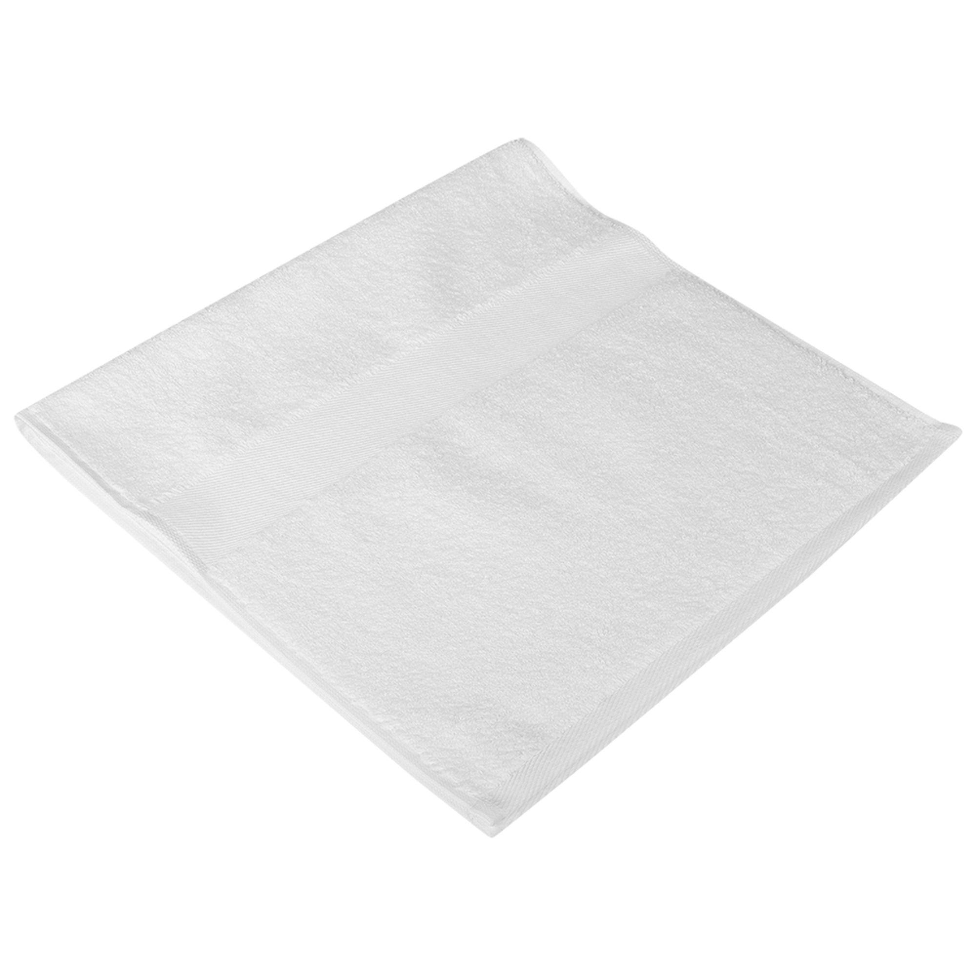 Полотенце махровое Small, белое