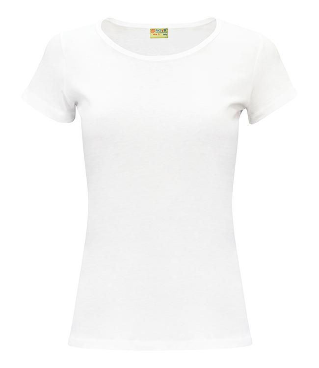 Футболка женская Novic lady 155, белая