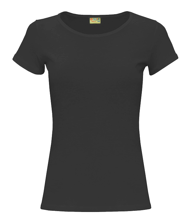 Футболка женская Novic lady 155, черная