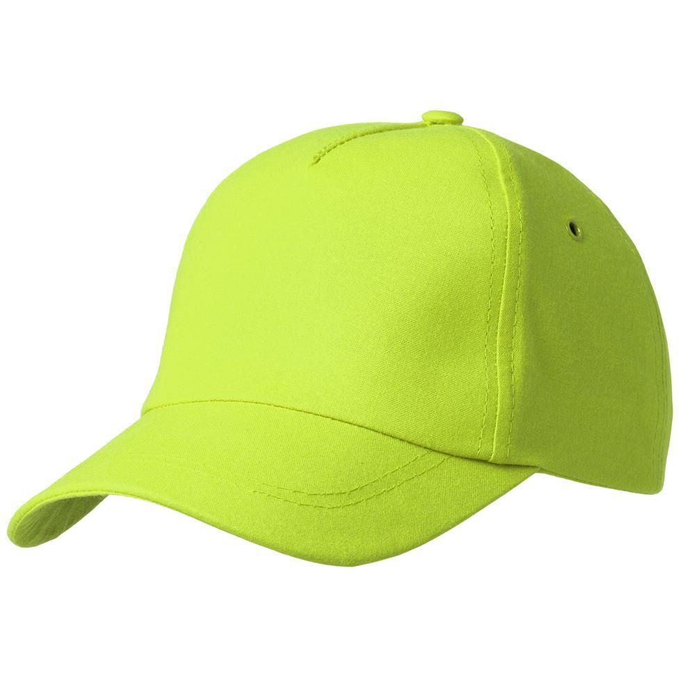 Бейсболка Bizbolka Match, зеленое яблоко