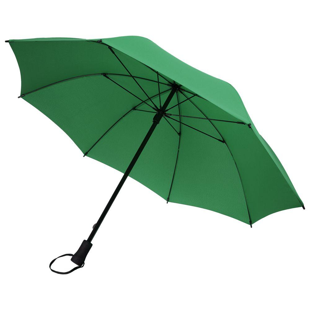 Зонт-трость Hogg Trek, зеленый
