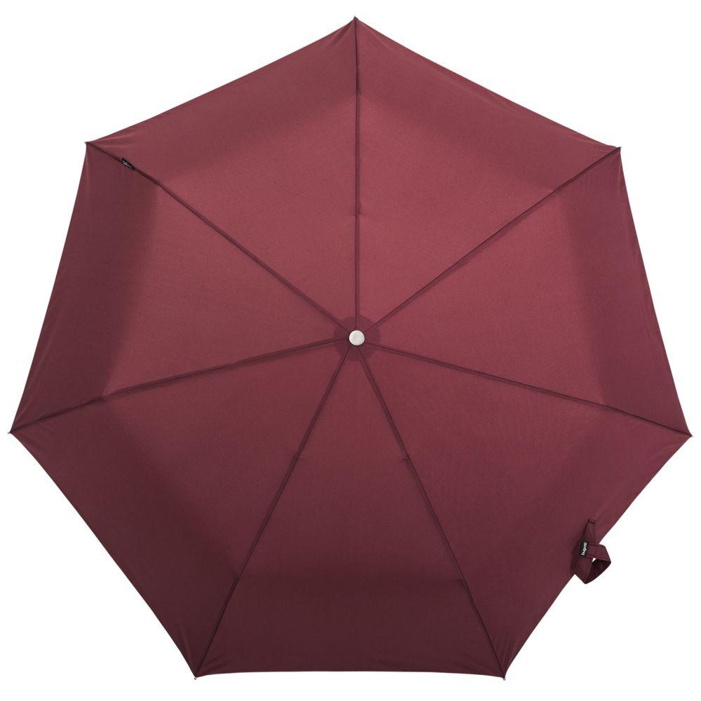 Складной зонт TAKE IT DUO, бордовый