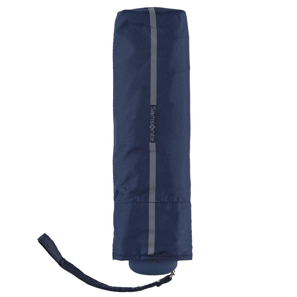 Зонт складной R-Plu Ultra Mini, синий