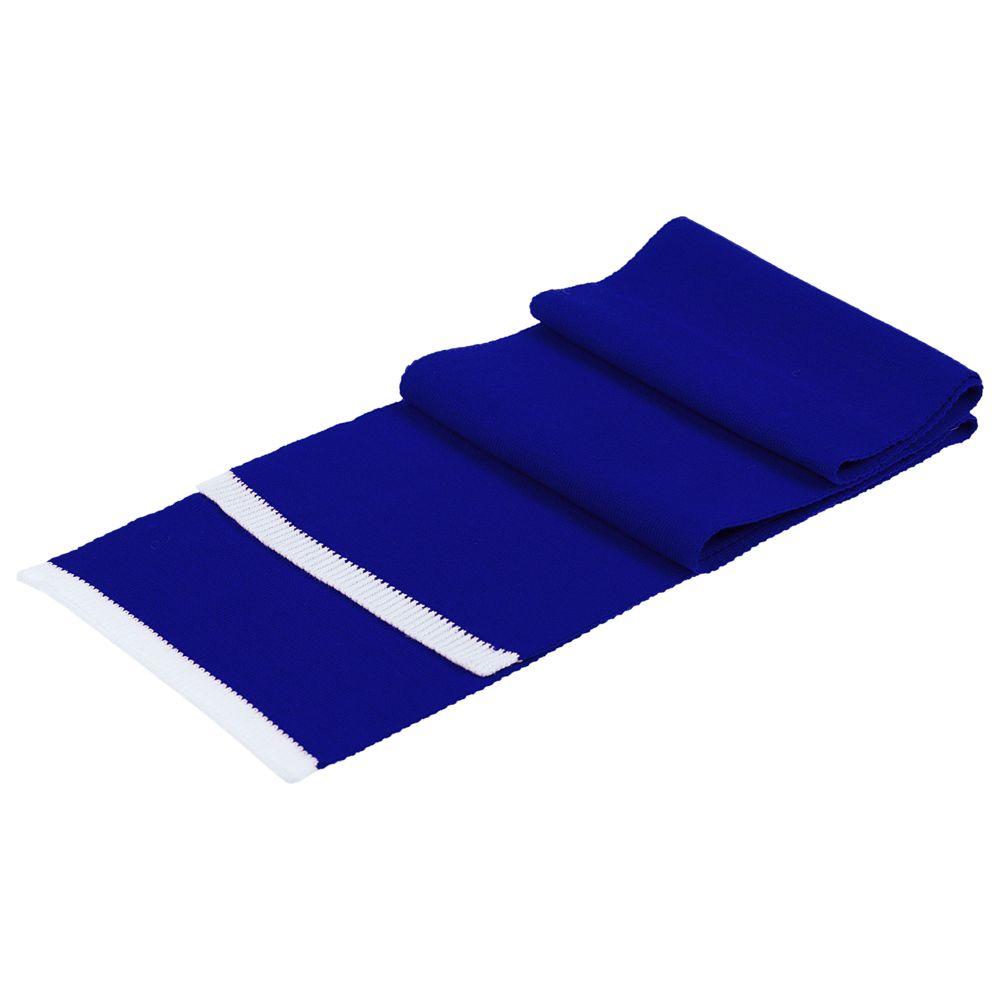 Шарф Best, ярко-синий