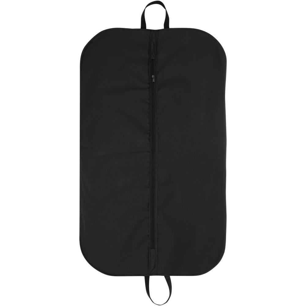 Чехол для одежды Shield, черный