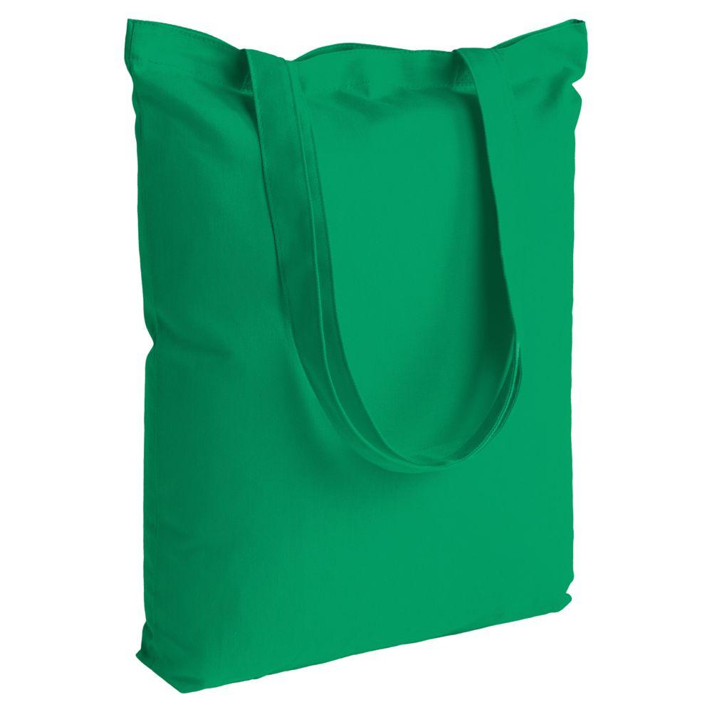 Холщовая сумка Strong 210, зеленая