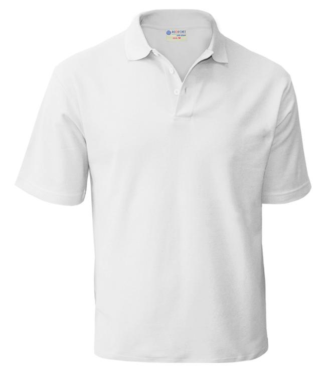 3c9df3a5d625 Рубашка поло мужская Redfort 210, белая