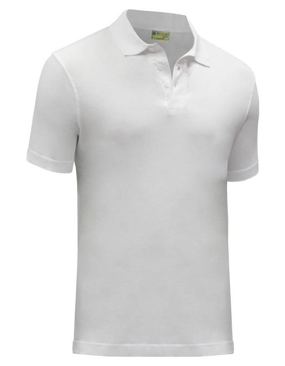 Рубашка поло мужская Redfort Canyon 180, белая