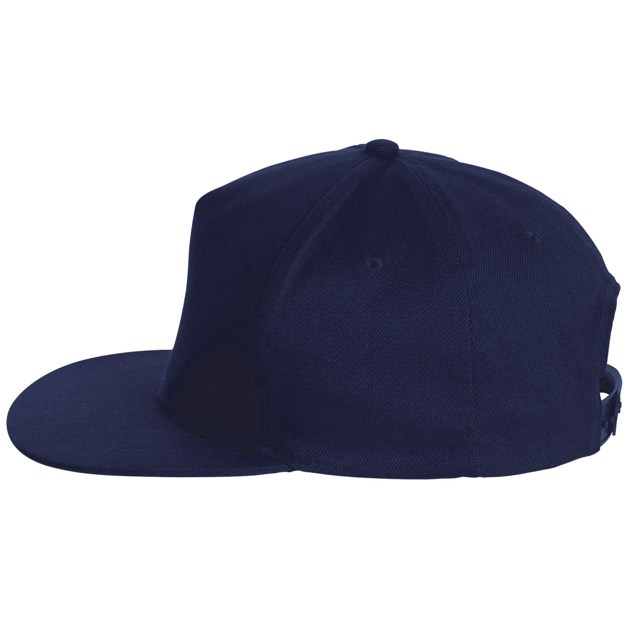 Бейсболка SONIC, темно-синяя