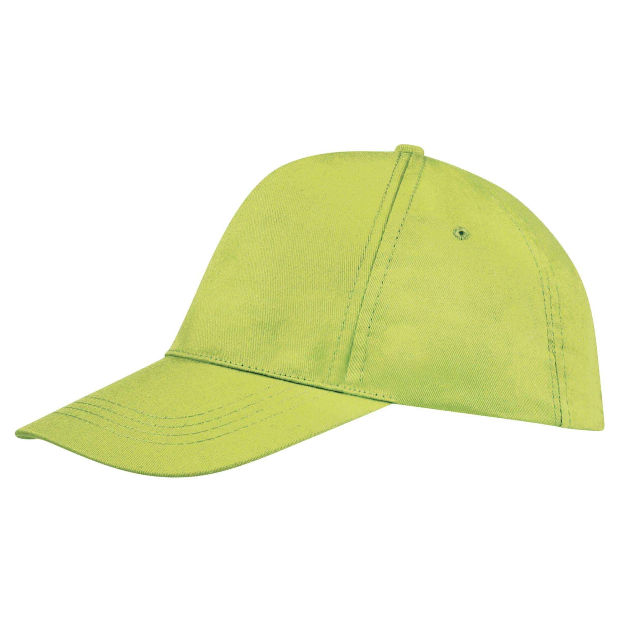 Бейсболка Buzz, зеленое яблоко