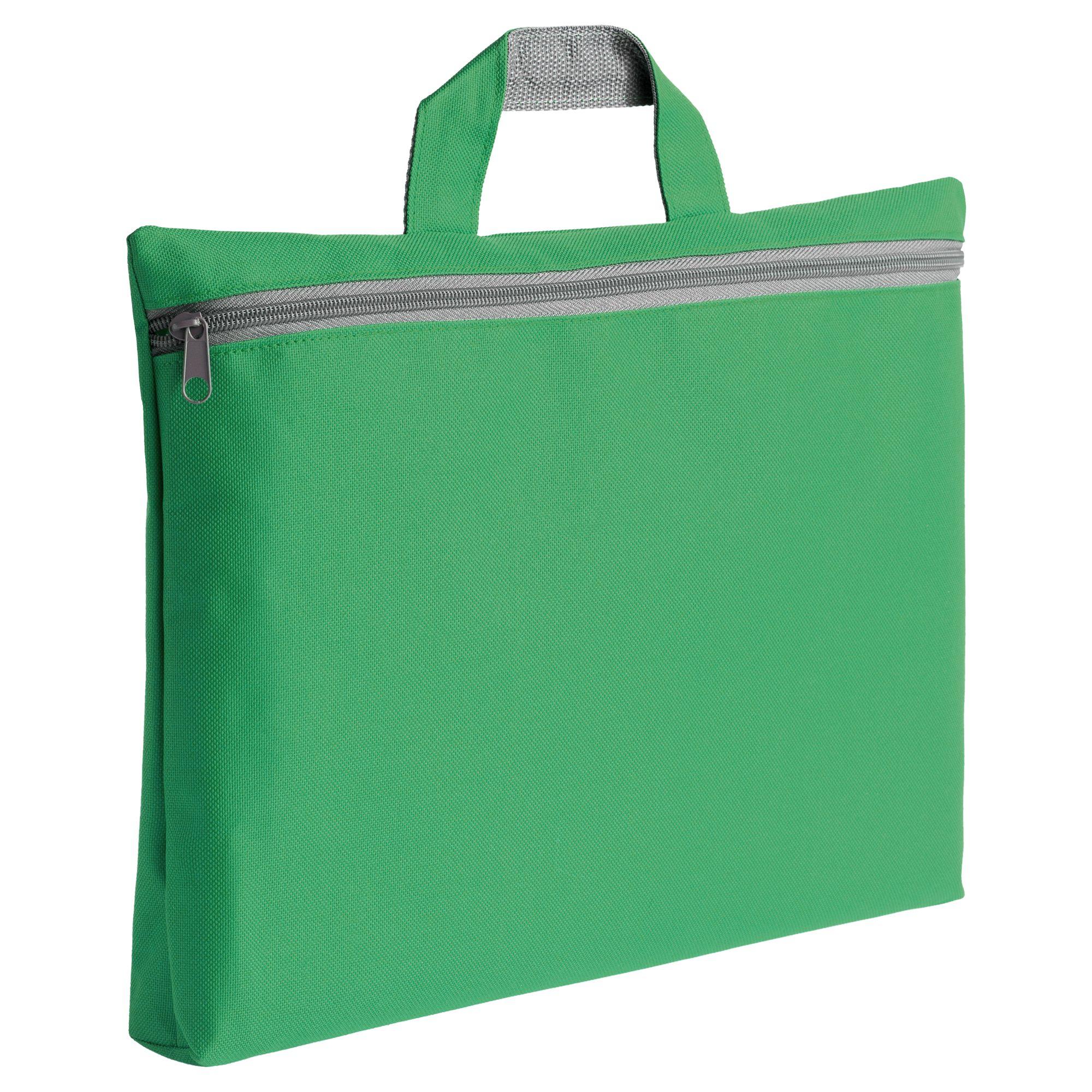 Сумка-папка SIMPLE, зеленая