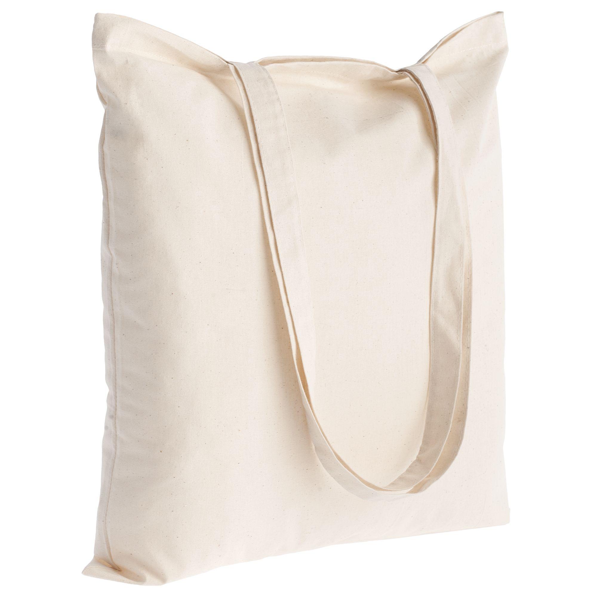 Холщовая сумка Optima 135, неотбеленная
