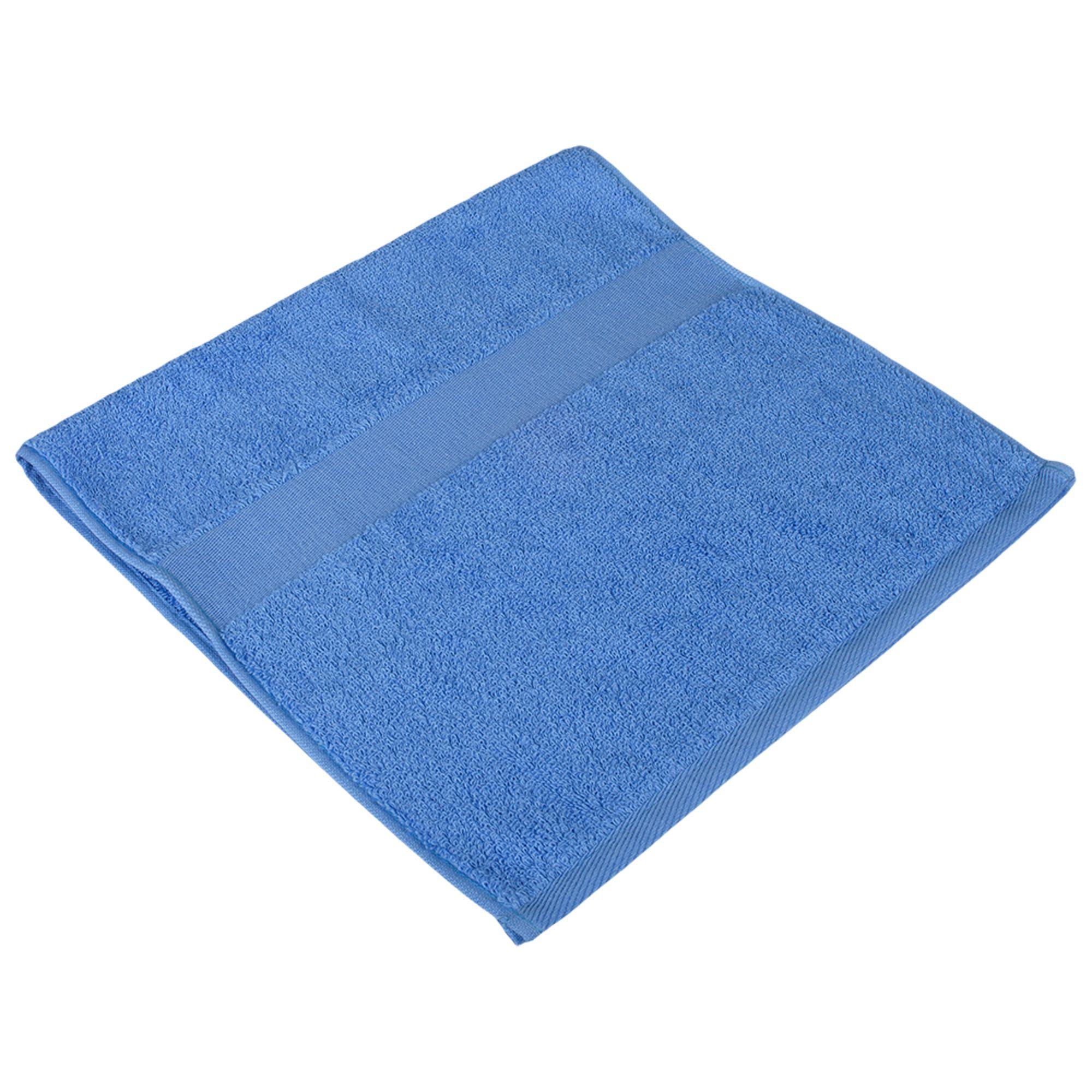 Полотенце махровое Small, голубое
