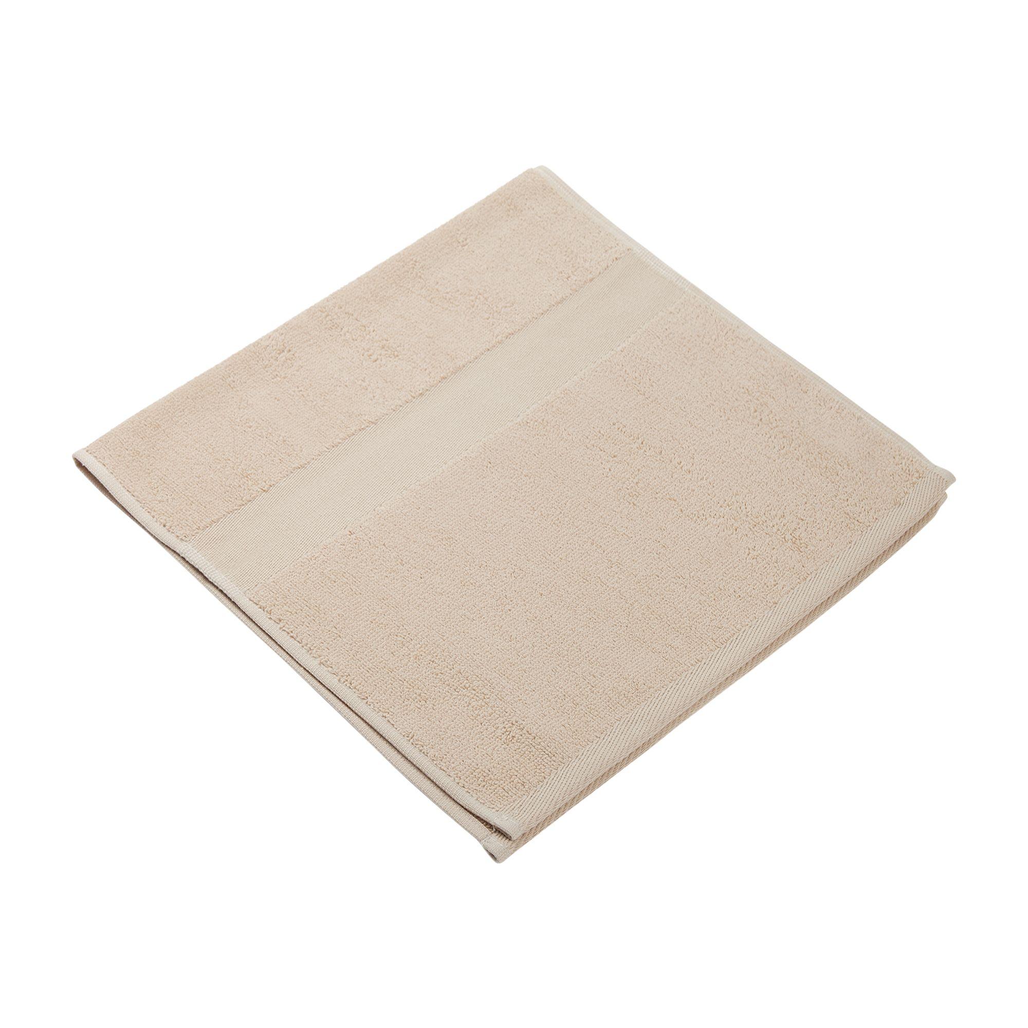 Полотенце махровое Small, бежевое