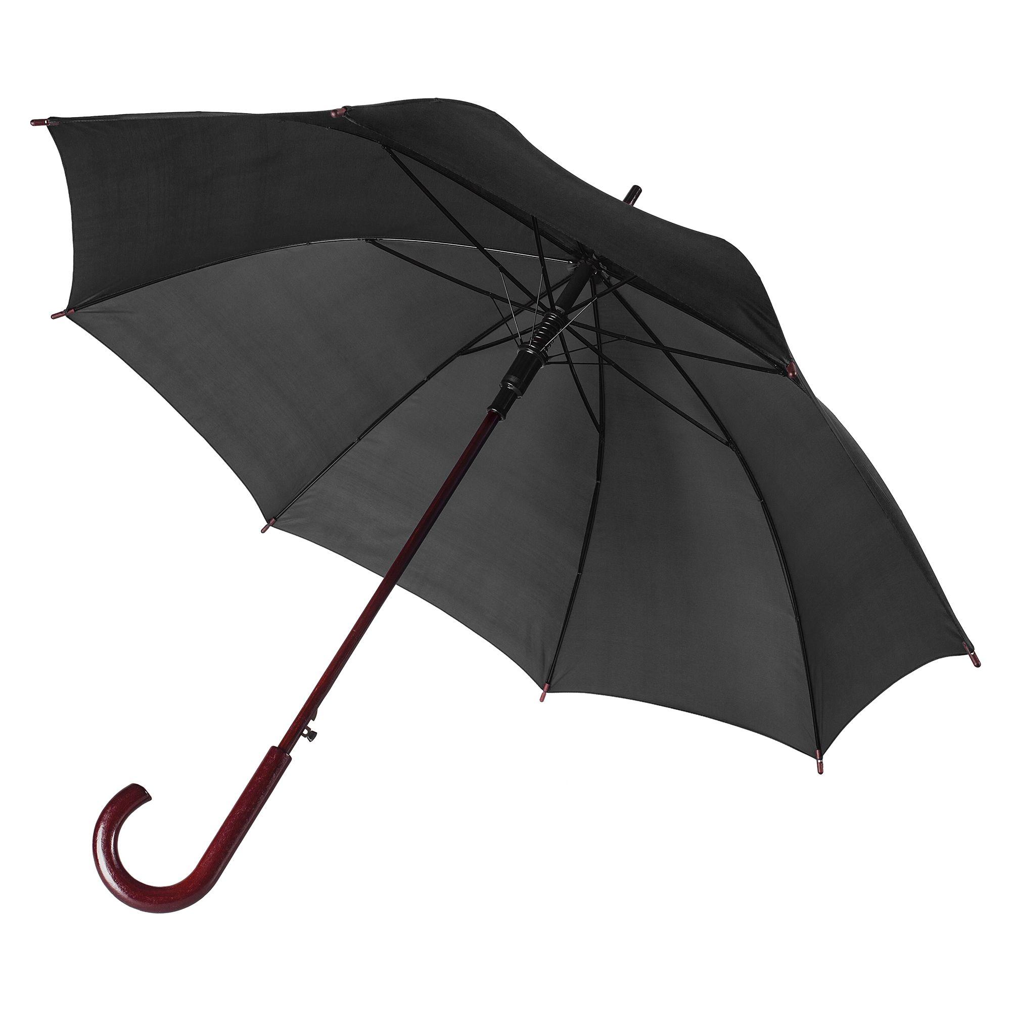 Зонт-трость Unit Standard, черный