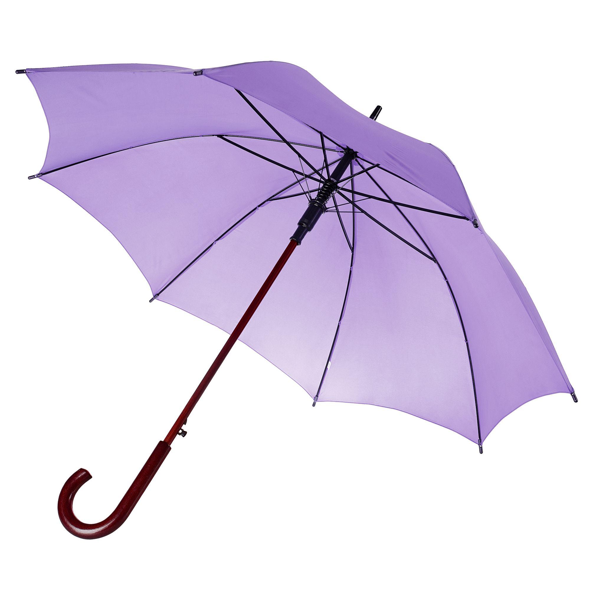 Зонт-трость Unit Standard, сиреневый