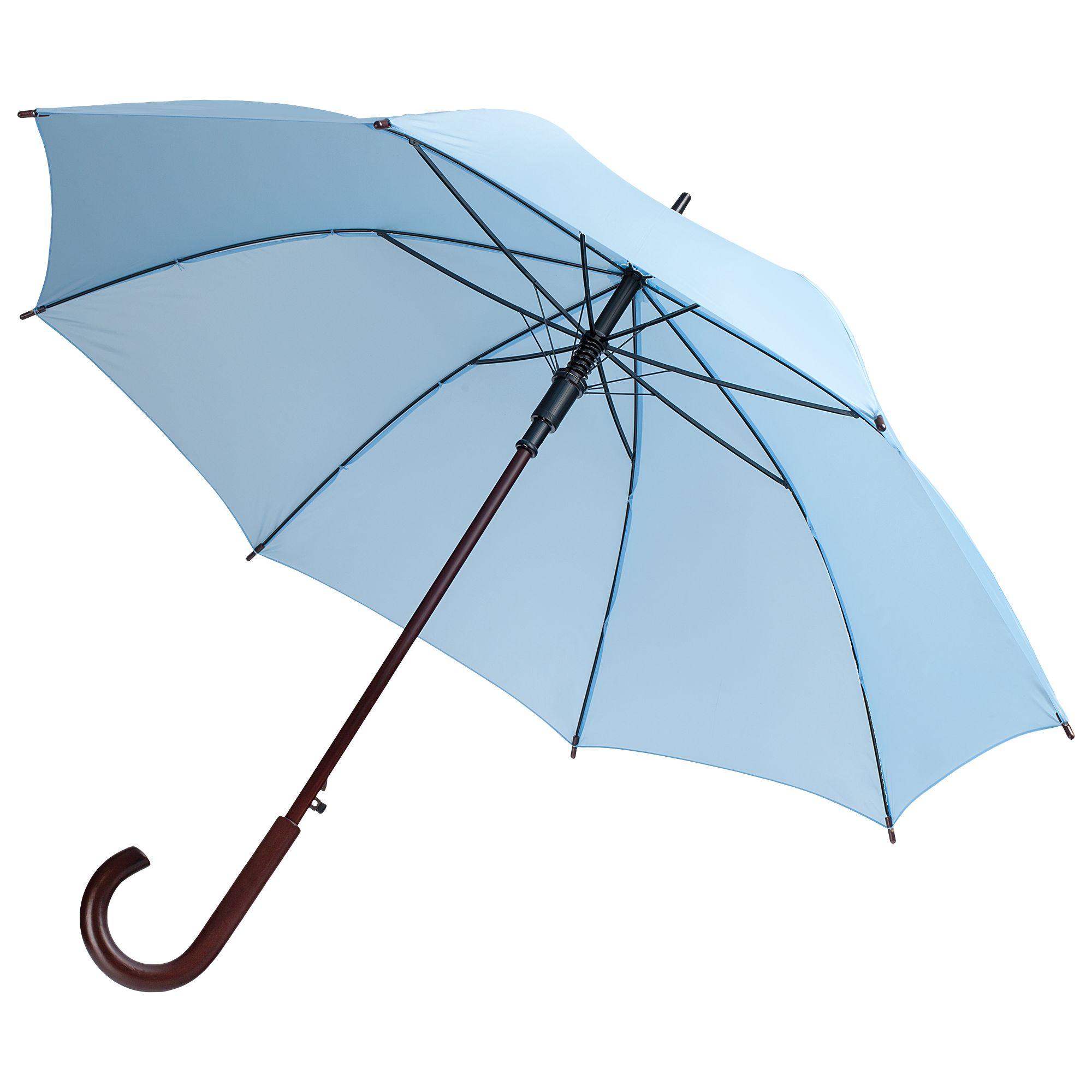 Зонт-трость Unit Standard, голубой