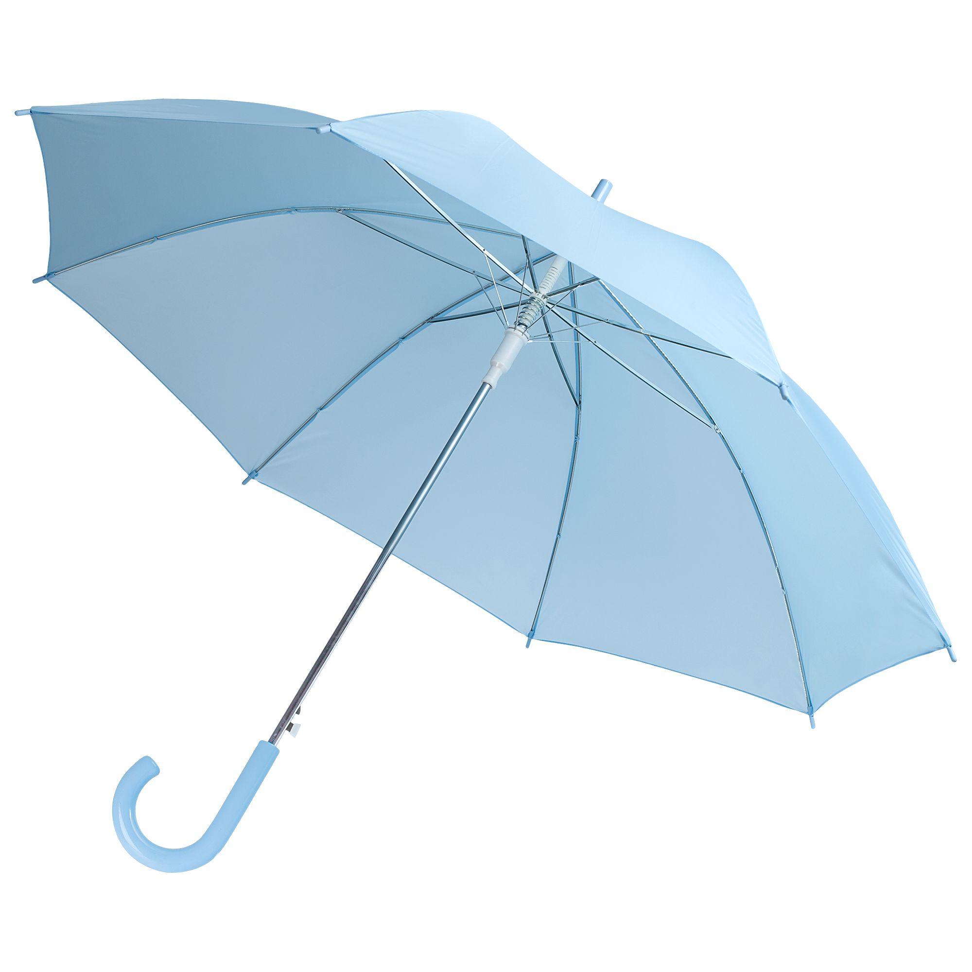 Зонт-трость Unit Promo, голубой
