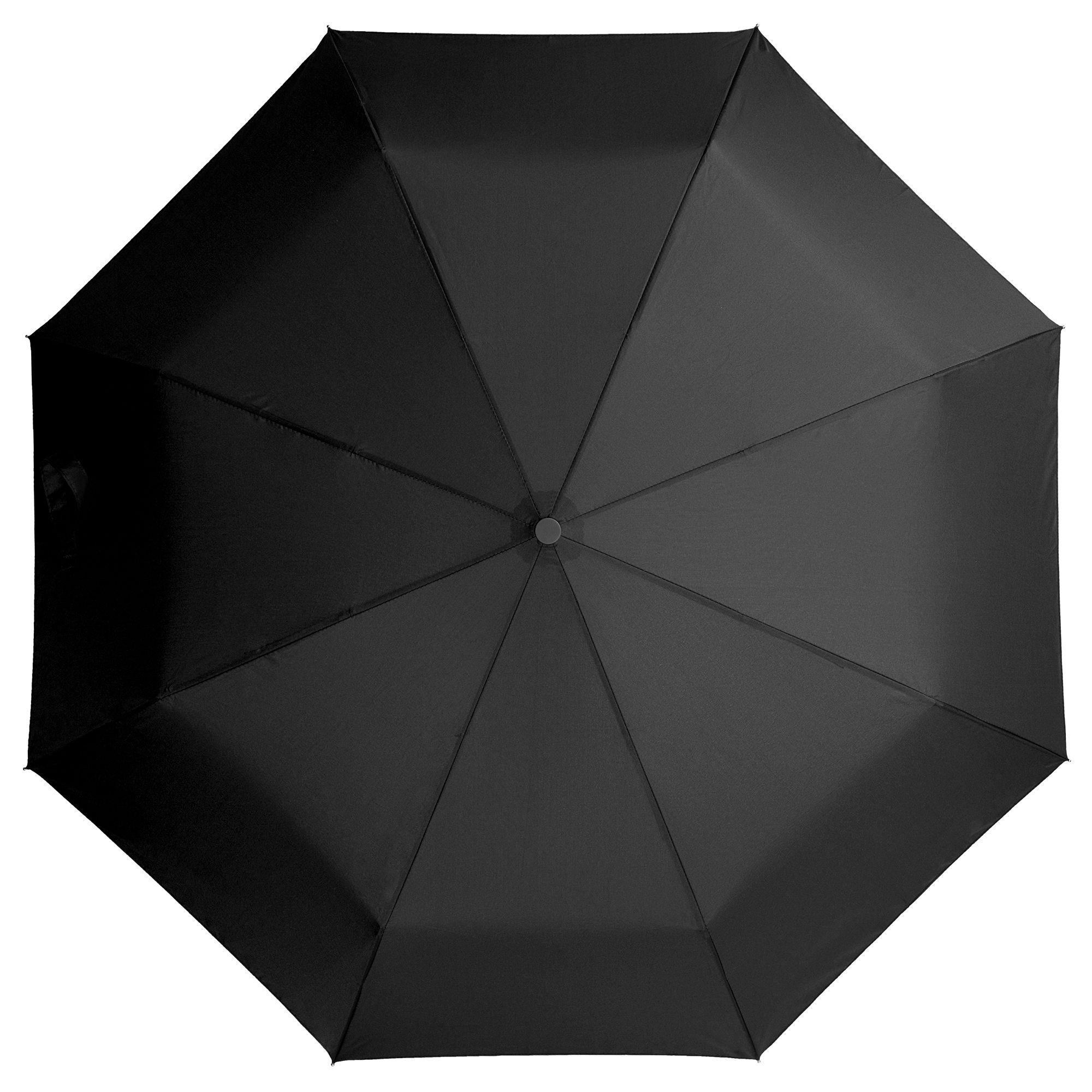 Зонт складной Unit Light, черный