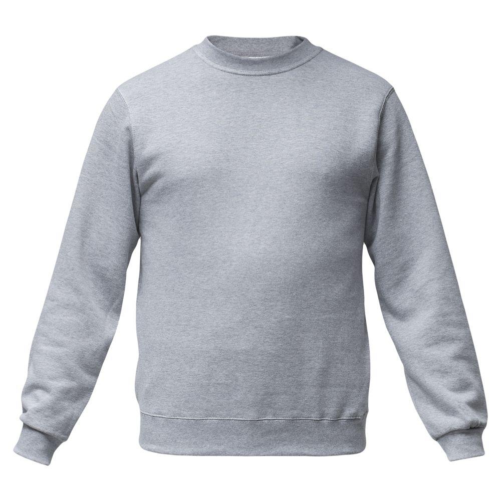 Толстовка ID.002 серый меланж