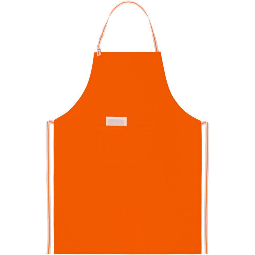 Фартук Recipe, оранжевый