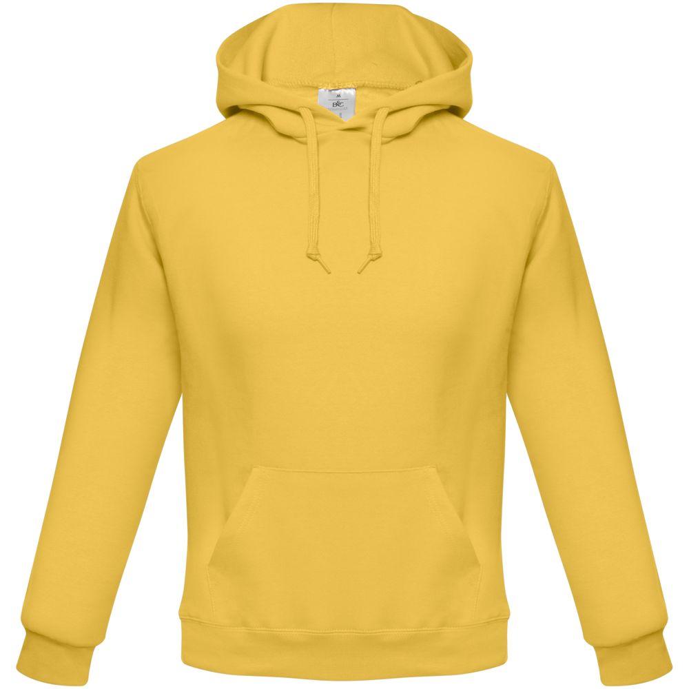 Толстовка ID.003 желтая
