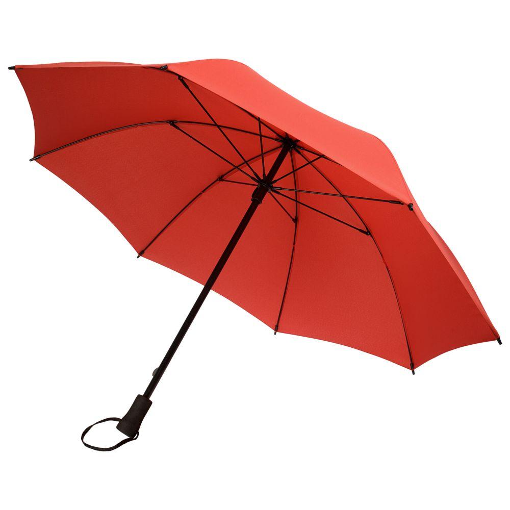 Зонт-трость Hogg Trek, красный