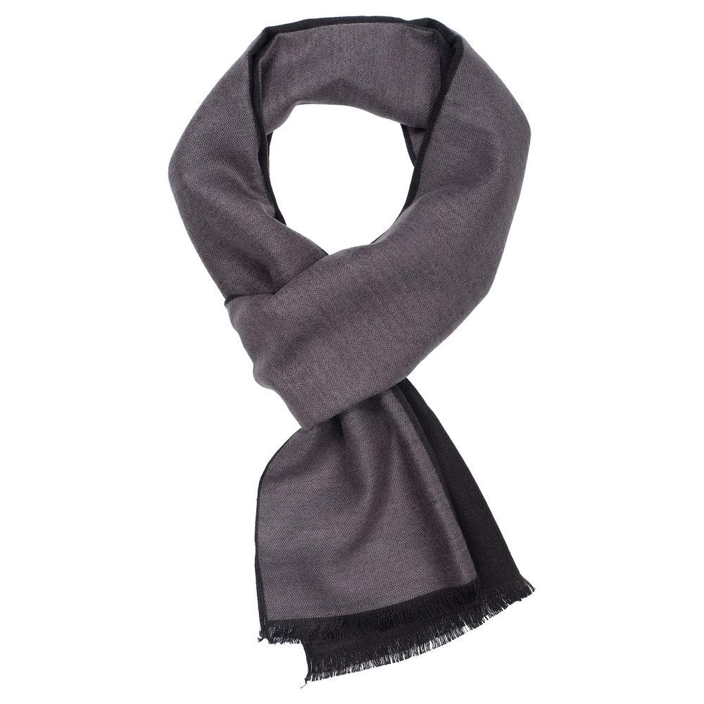 Шарф Ritz, черно-серый