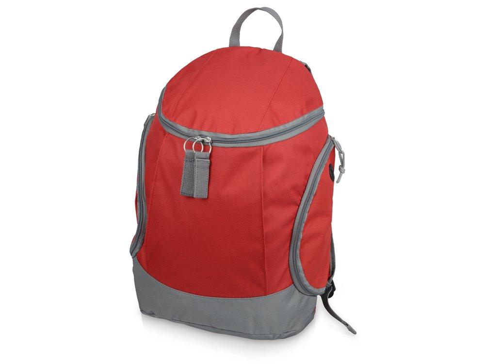 """Рюкзак """"Jogging"""", красный/серый"""