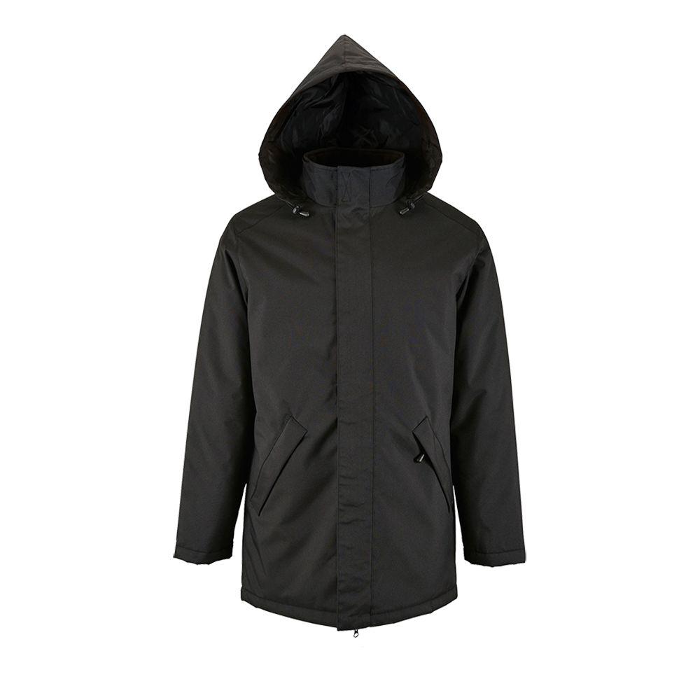 Куртка на стеганой подкладке Robyn, черная