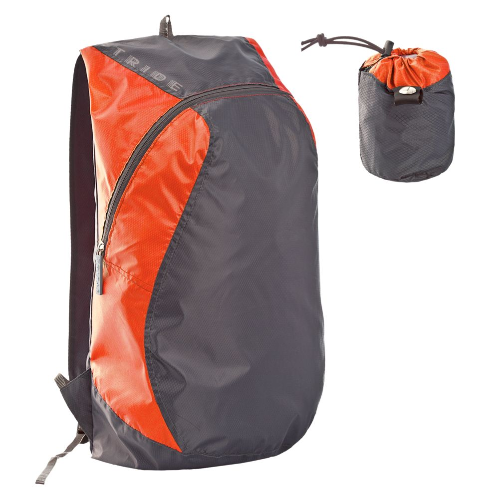 Складной рюкзак Wick, оранжевый