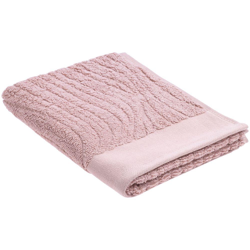 Полотенце New Wave, малое, розовое