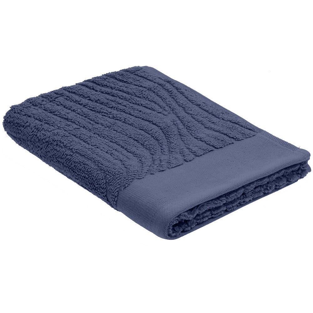 Полотенце New Wave, малое, синее