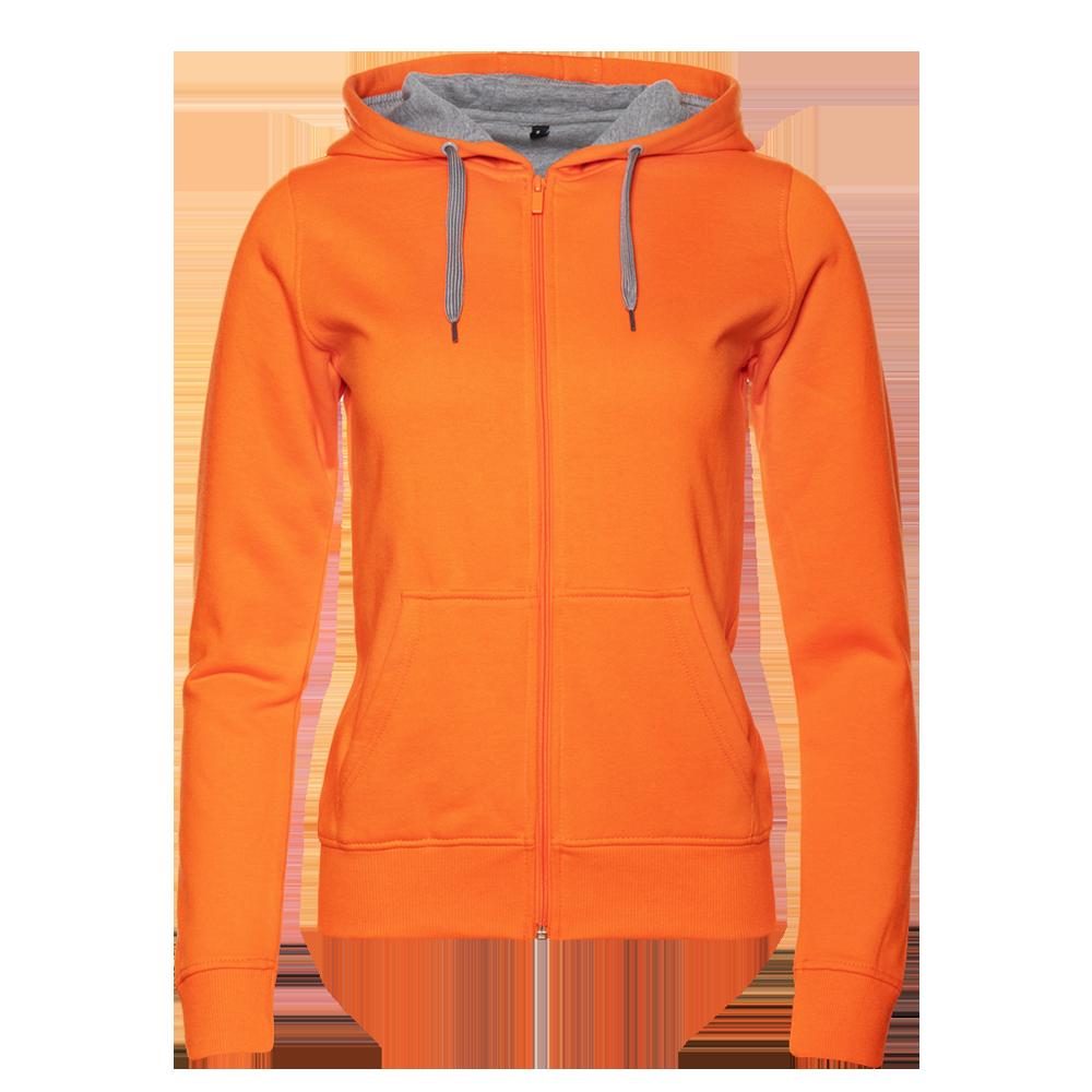 Толстовка женская StanStyleWomen 280 (17W), оранжевая