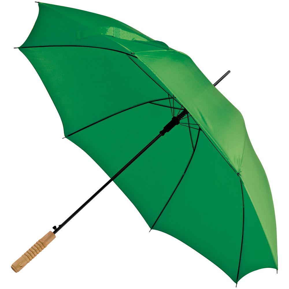 Зонт-трость Lido, зеленый